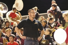 Foothill Football Game 10-23-15